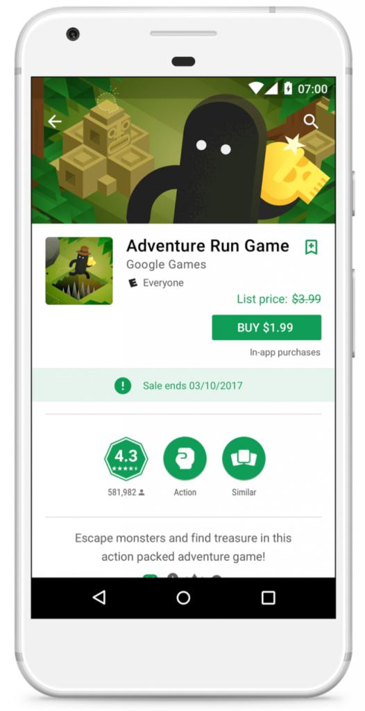 adventure run game app