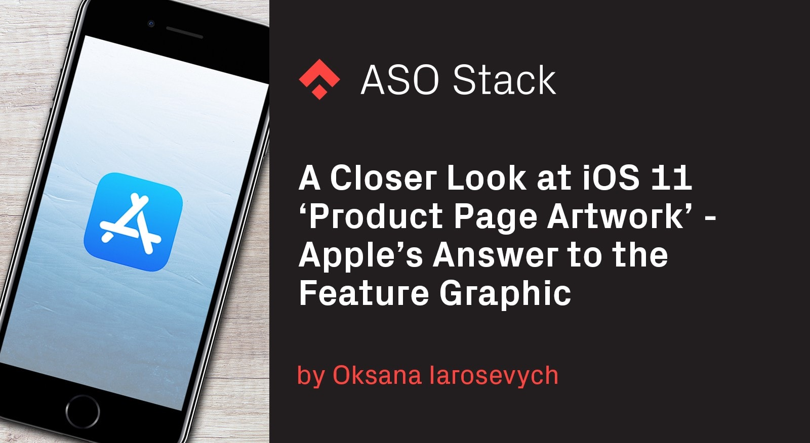 A Closer Look at iOS 11 'Product Page Artwork' — Apple's Answer to the Feature Graphic -min