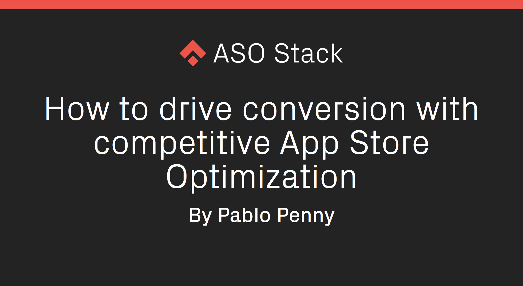 How to drive conversion with competitive App Store Optimization -min