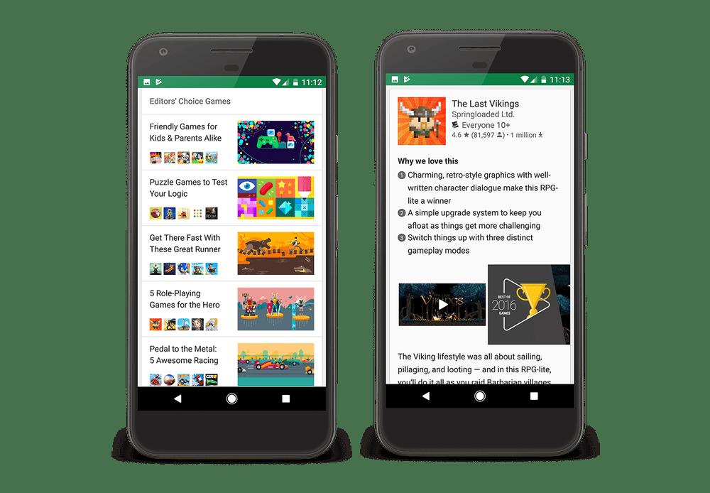 Google Play search results (via xda developers) -min