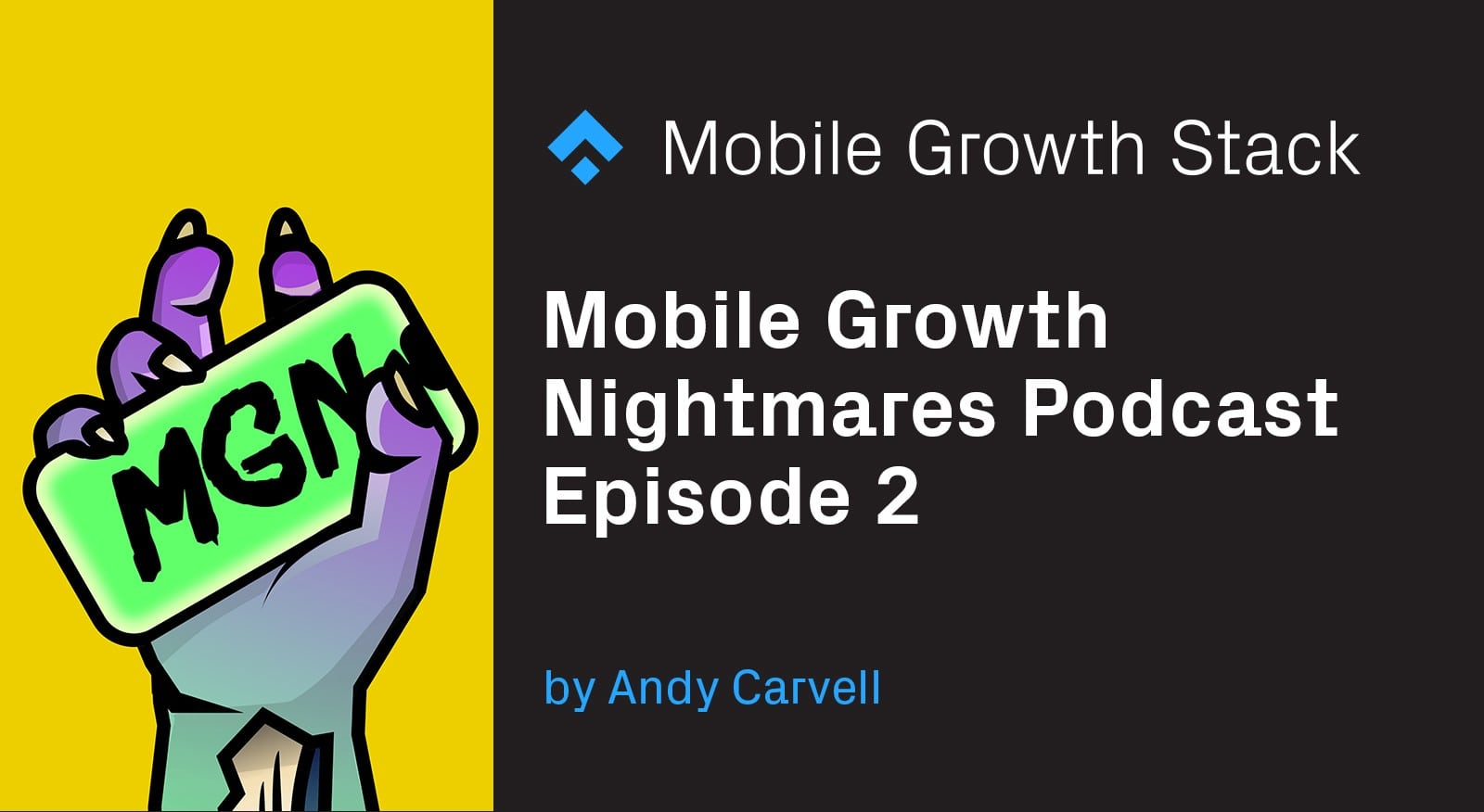 Mobile Growth Nightmares Podcast #2 featuring stories from Duolingo, Hopper, and Tubi TV