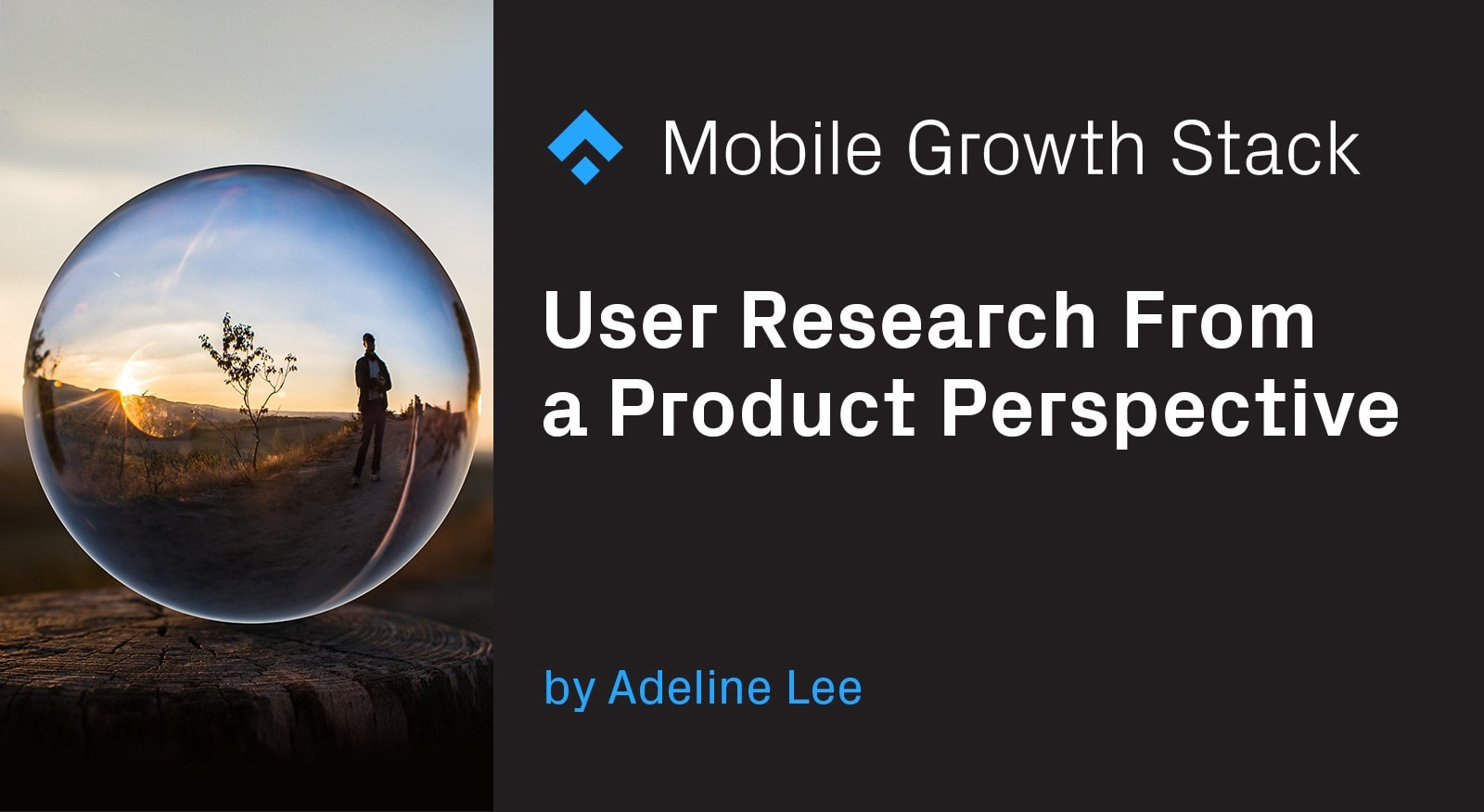 User Research From a Product Perspective