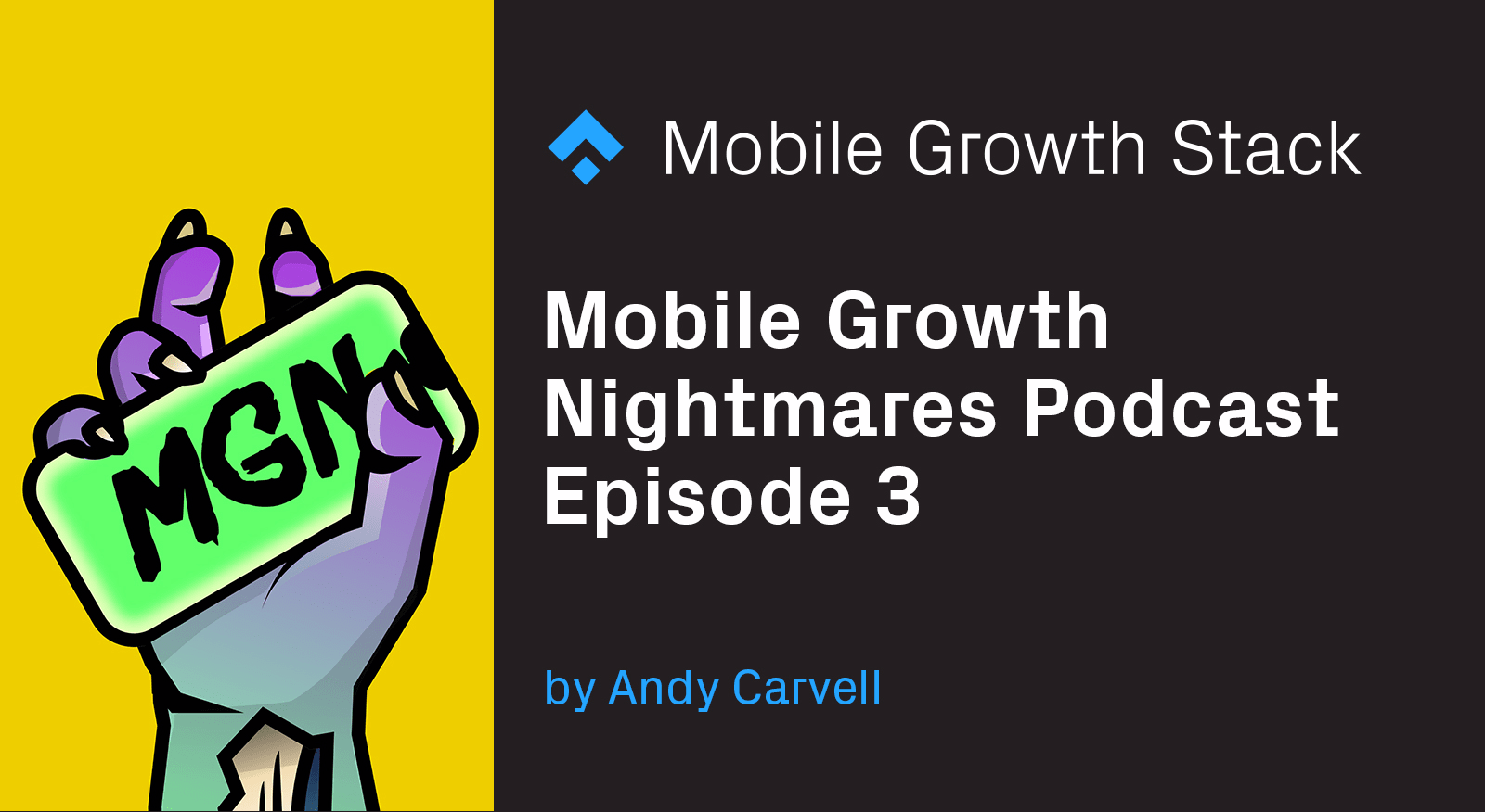 Mobile Growth Nightmares Podcast Episode 3 starring Thomas Petit from 8Fit