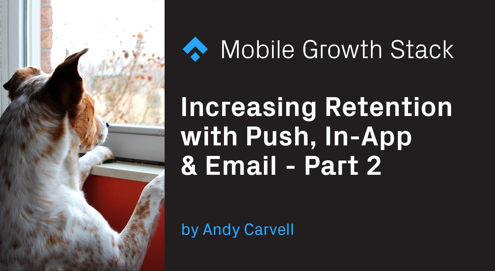Increasing Retention with Push, In-App and Email Part 2- Developing a Mobile CRM Strategy for Retention