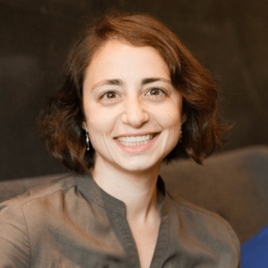 Lisa Kennelly, CMO at Fishbrain