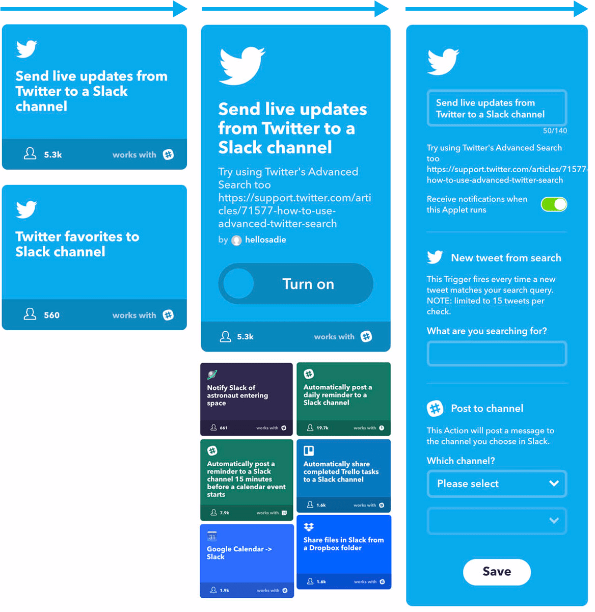 how to set up your twitter