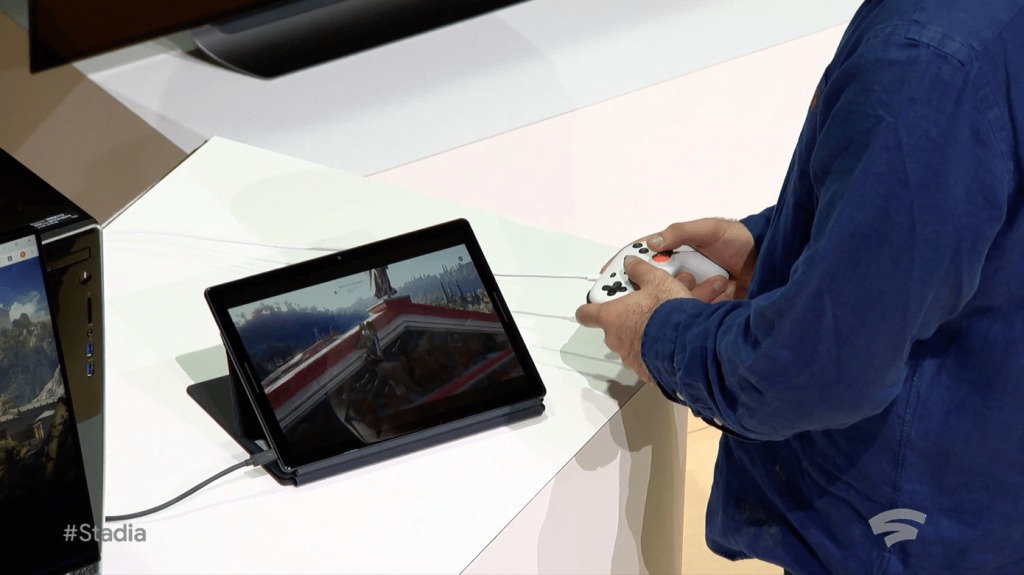 """Google introduces Stadia, """"a new way to play"""""""