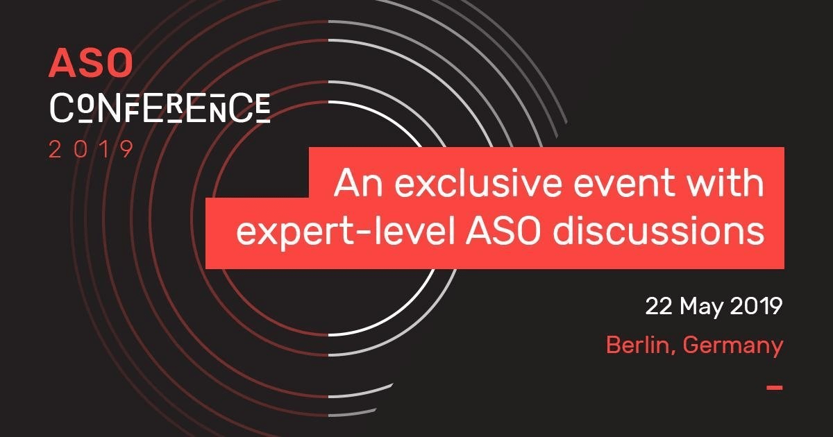 aso conference 2019
