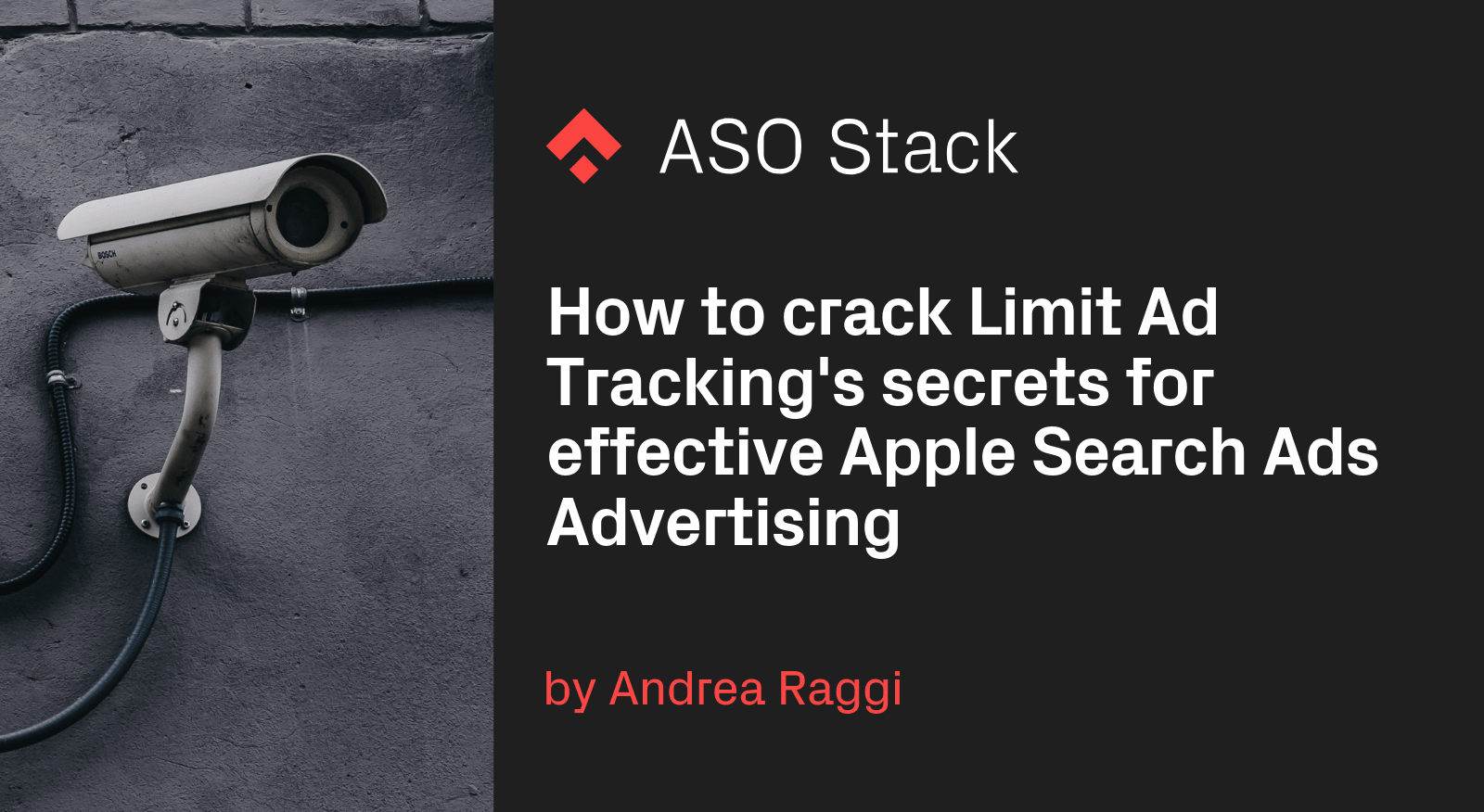 How to crack Limit Ad Tracking's secrets for effective Apple Search Ads Advertising