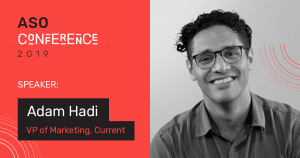 Adam Hadi — VP of Marketing, Current
