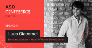 Luca Giacomel — Head of Game Development, Bending Spoons