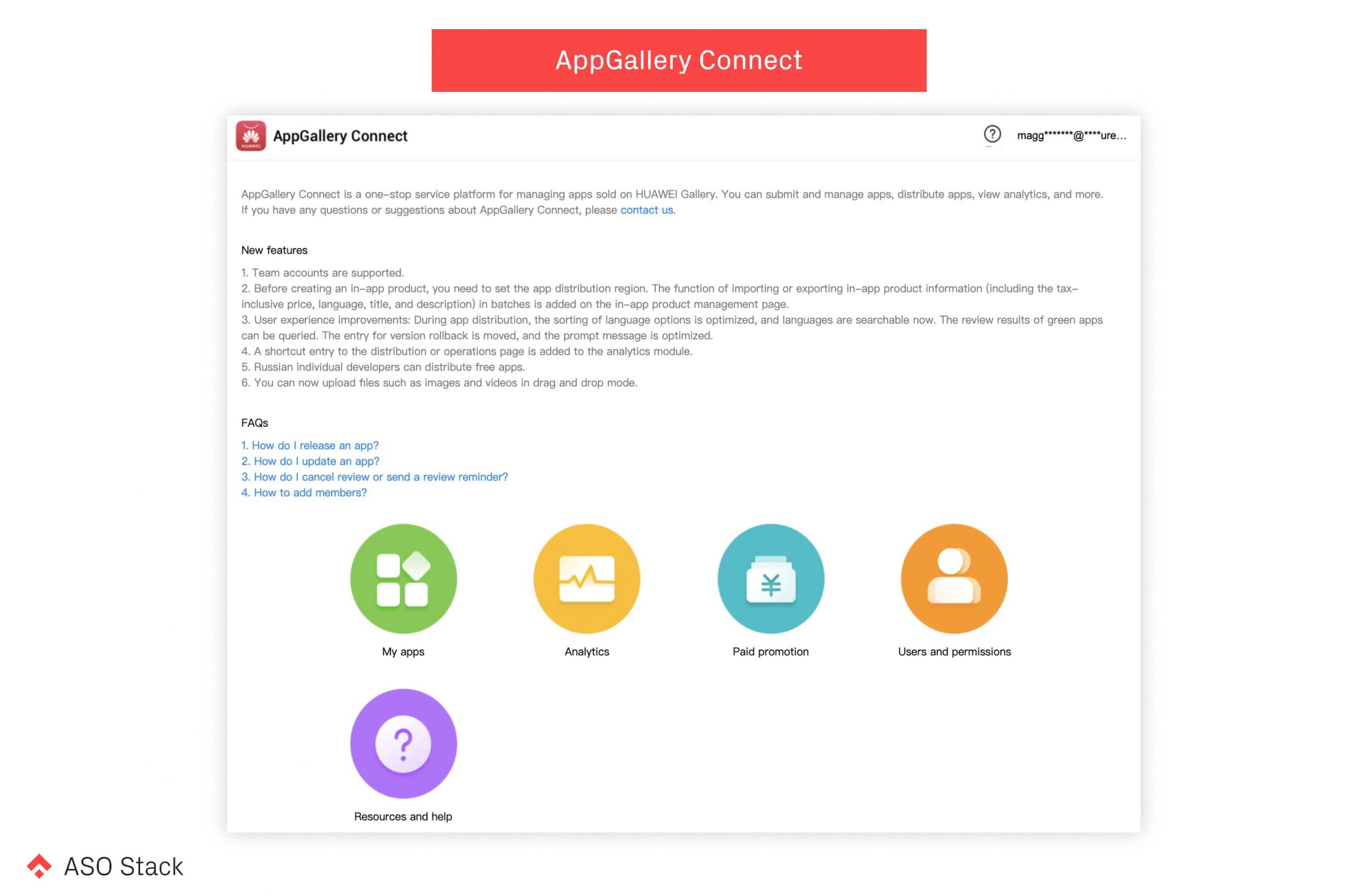 appgallery connect