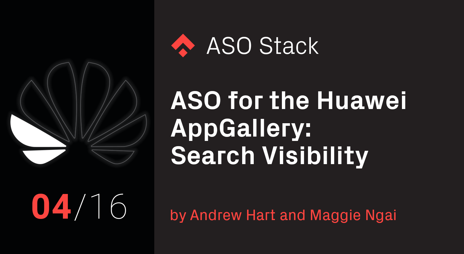 Huawei AppGallery- Search Visibility