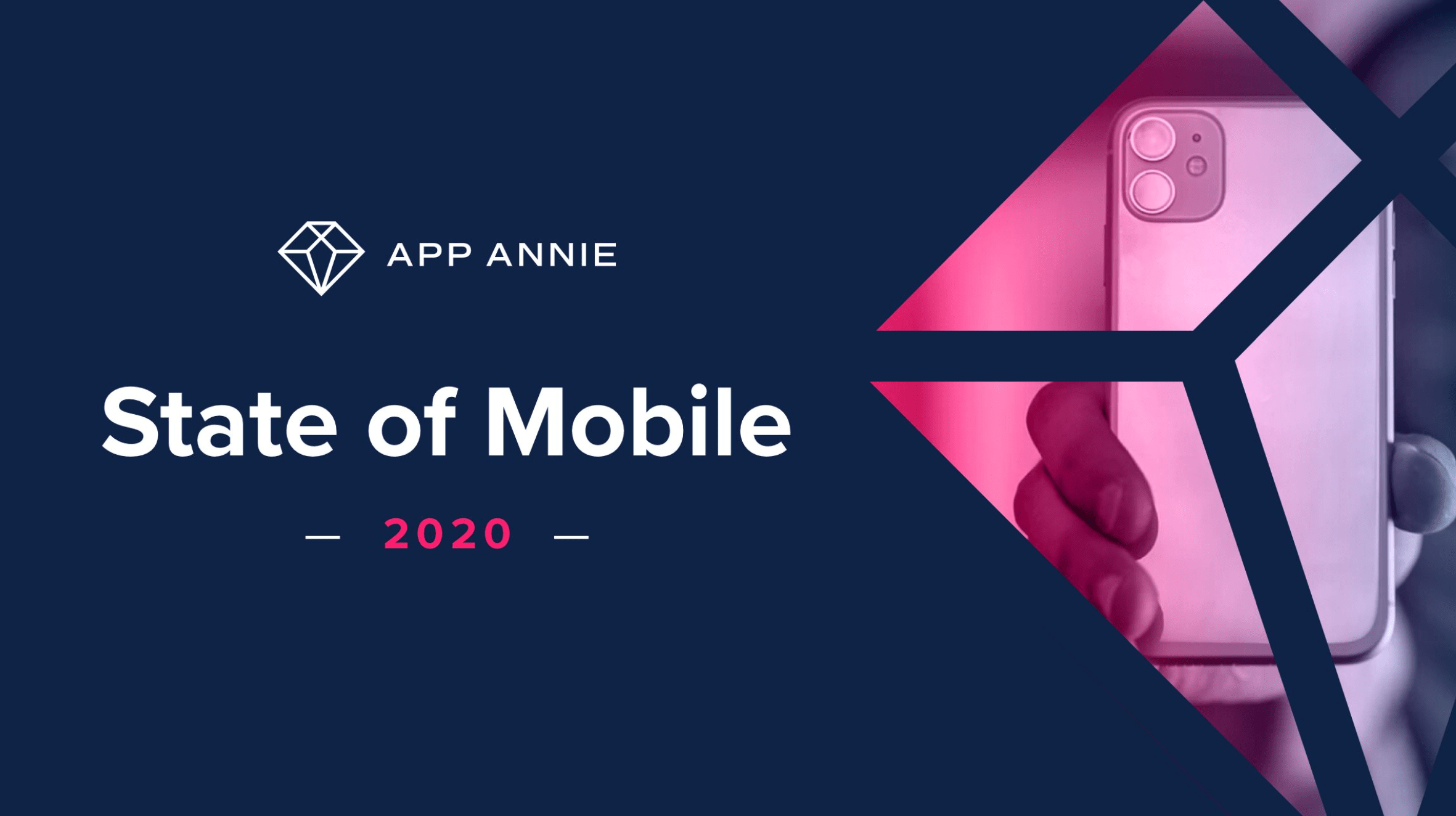 app annie state of mobile 2020