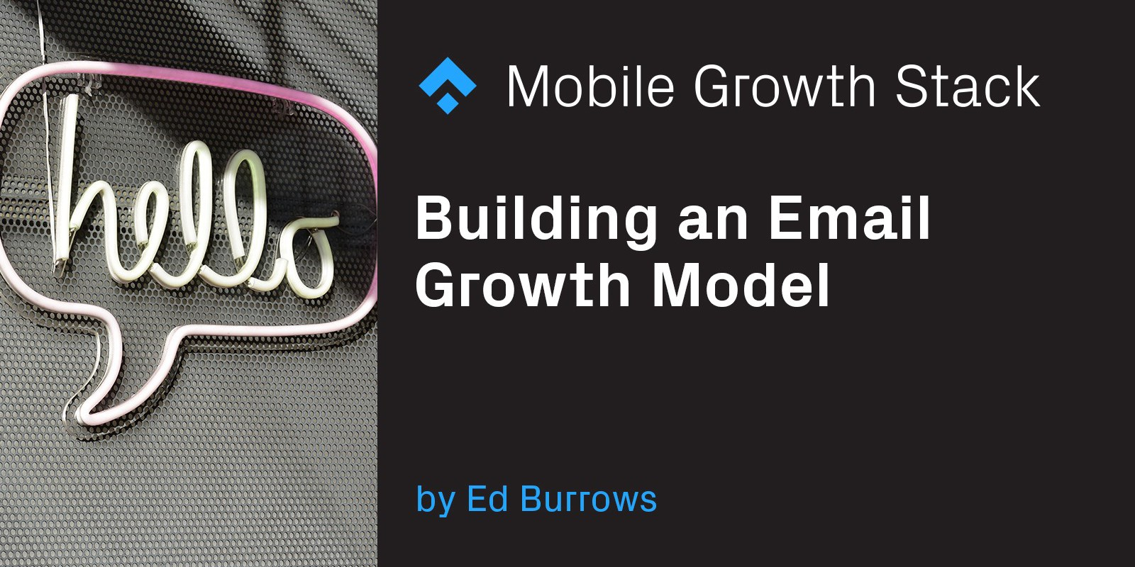 Building an Email Growth Model