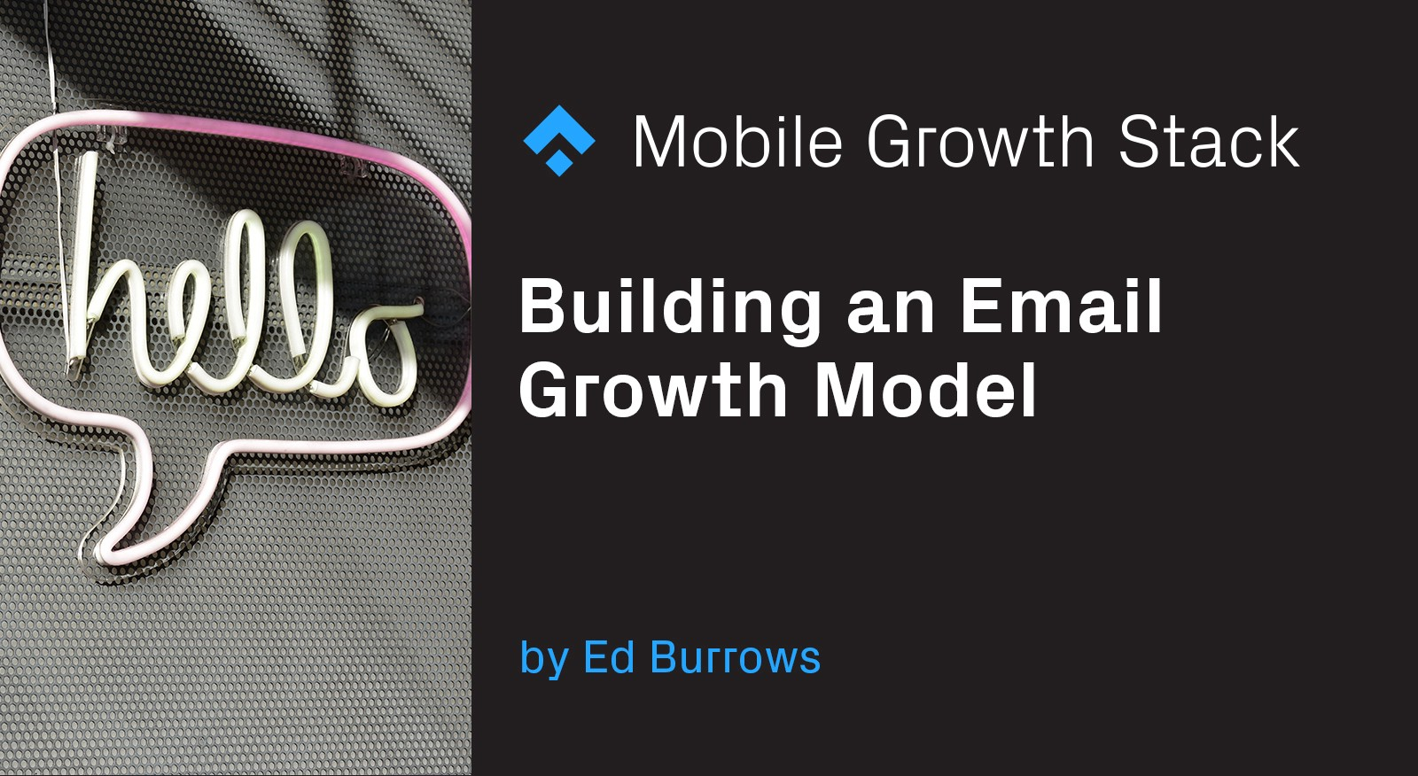 Build an E-Mail Growth Model