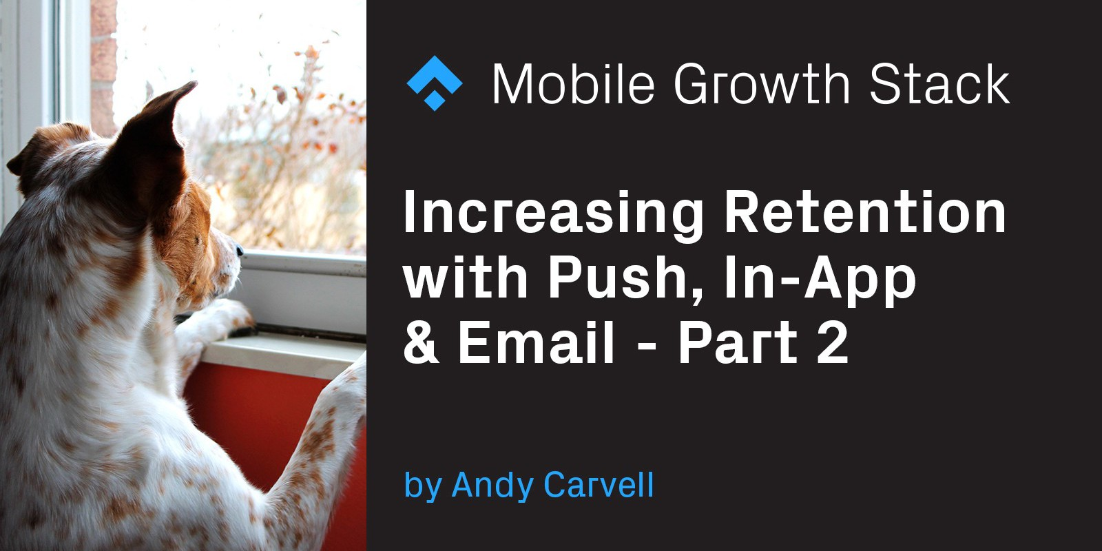 Increasing Retention with Push, In-App and Email Part 2: Developing a Mobile CRM Strategy for Retention