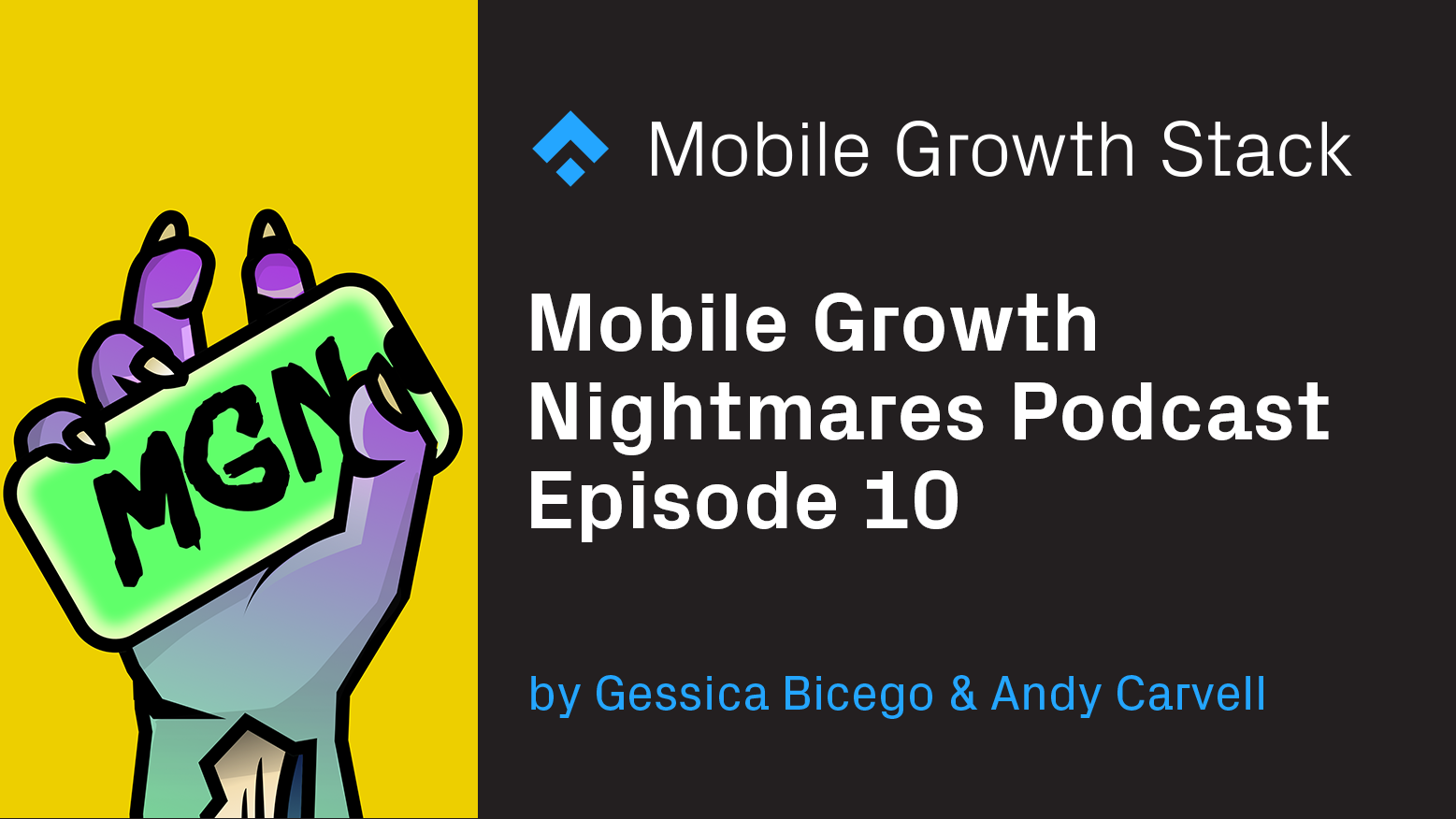 Mobile Growth Nightmares Episode 10 — Halloween special with Lucas Fedrizzi, Head of Sales & Expansion at Infleux.co