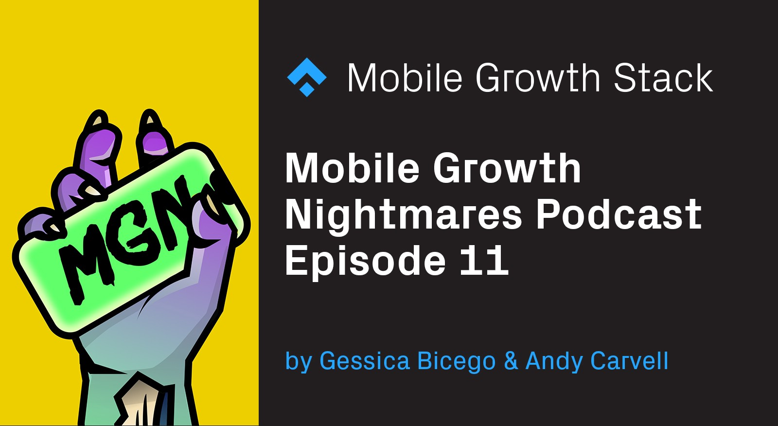 Mobile Growth Nightmares Episode 11— Recorded at APS Berlin 2019 with Belen Caeiro from Babbel and Dora Trostanetsky from SoundCloud