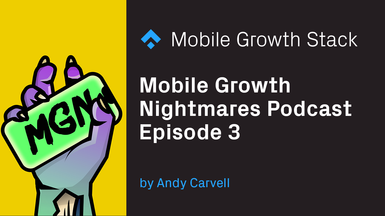 Mobile Growth Nightmares Episode 3 — starring Thomas Petit from 8Fit