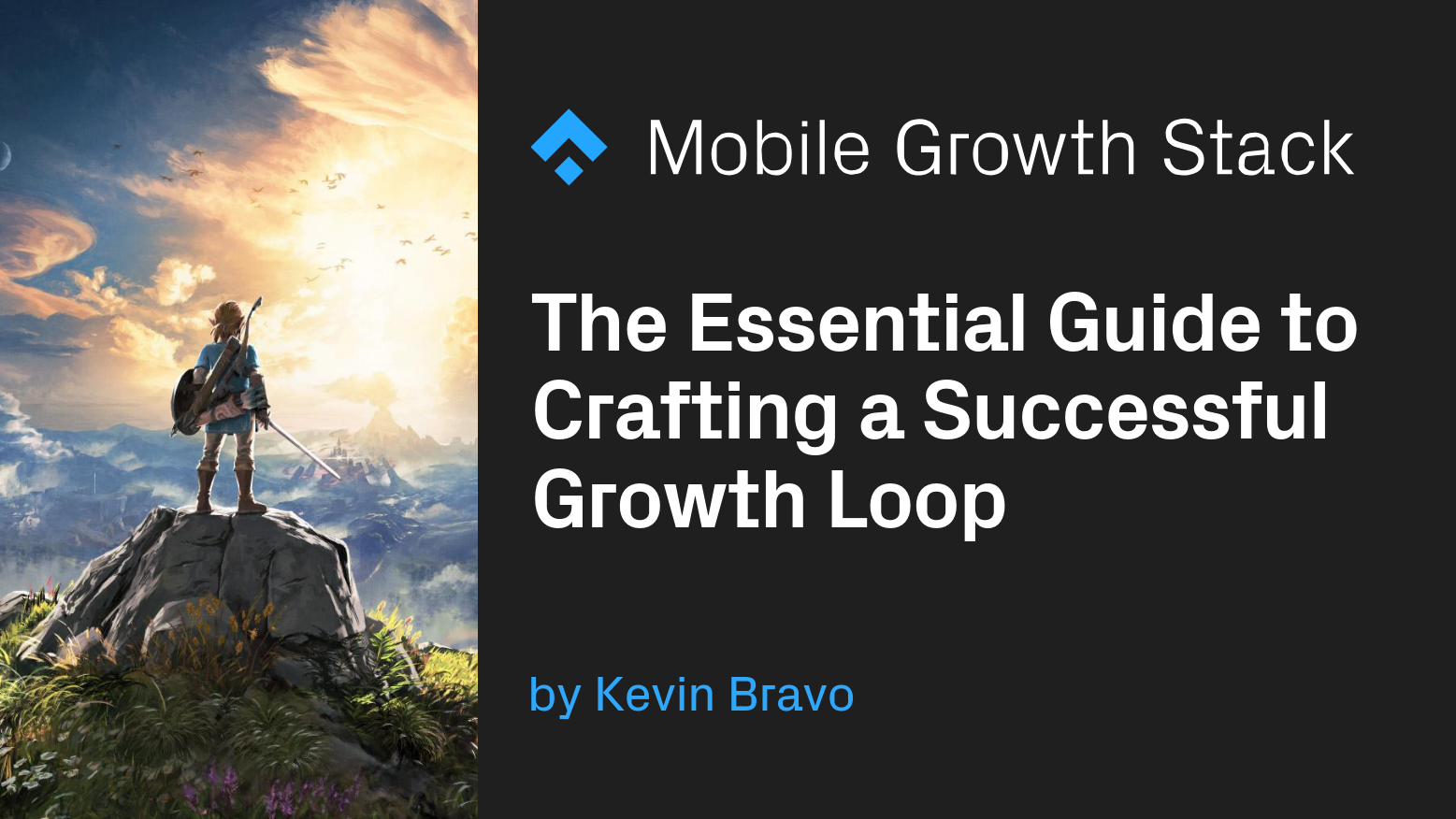 The essential guide to crafting a successful Growth Loop.