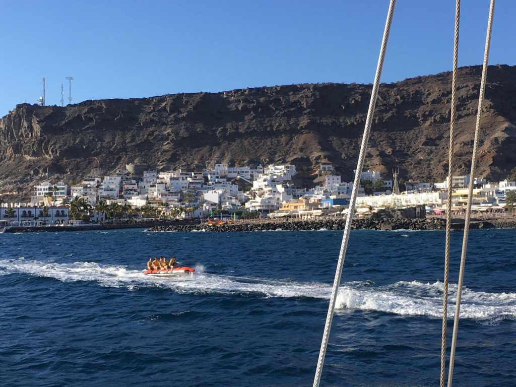 phiture off site gran canaria banana boat
