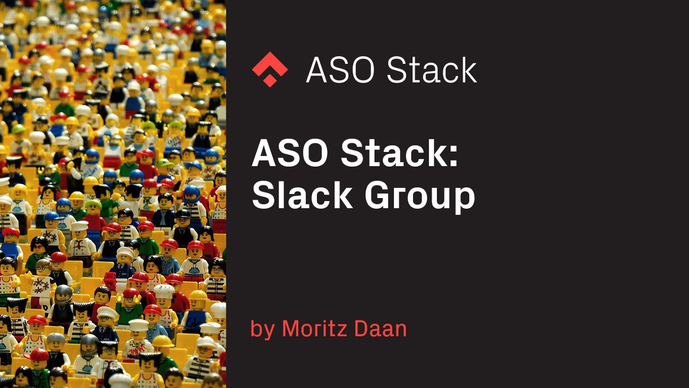 ASO Stack-Slack Group