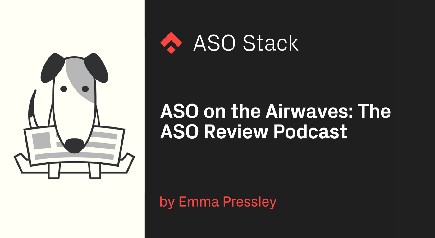 ASO on the Airwaves: The ASO Review Podcast