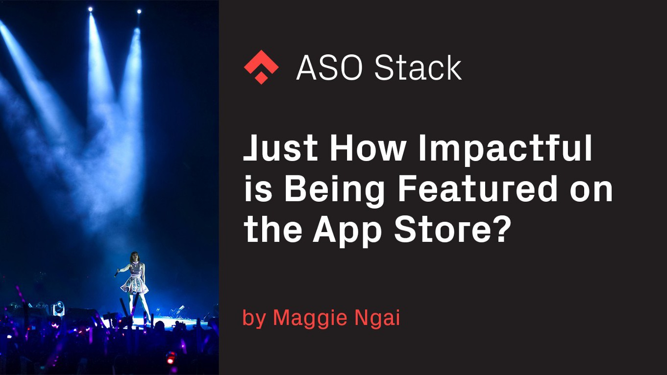 Just How Impactful is Being Featured on the App Store?