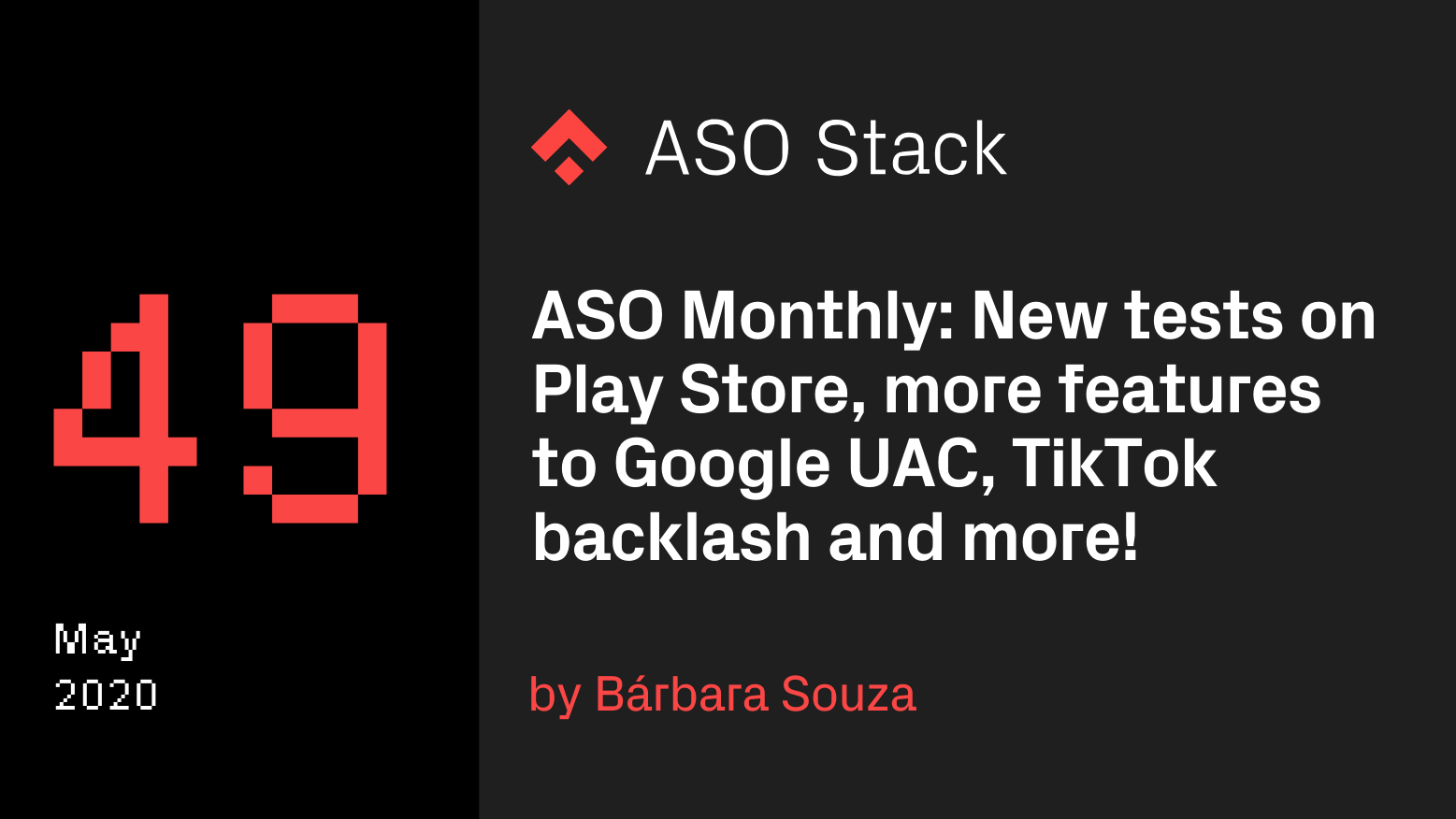 aso monthly 49 May