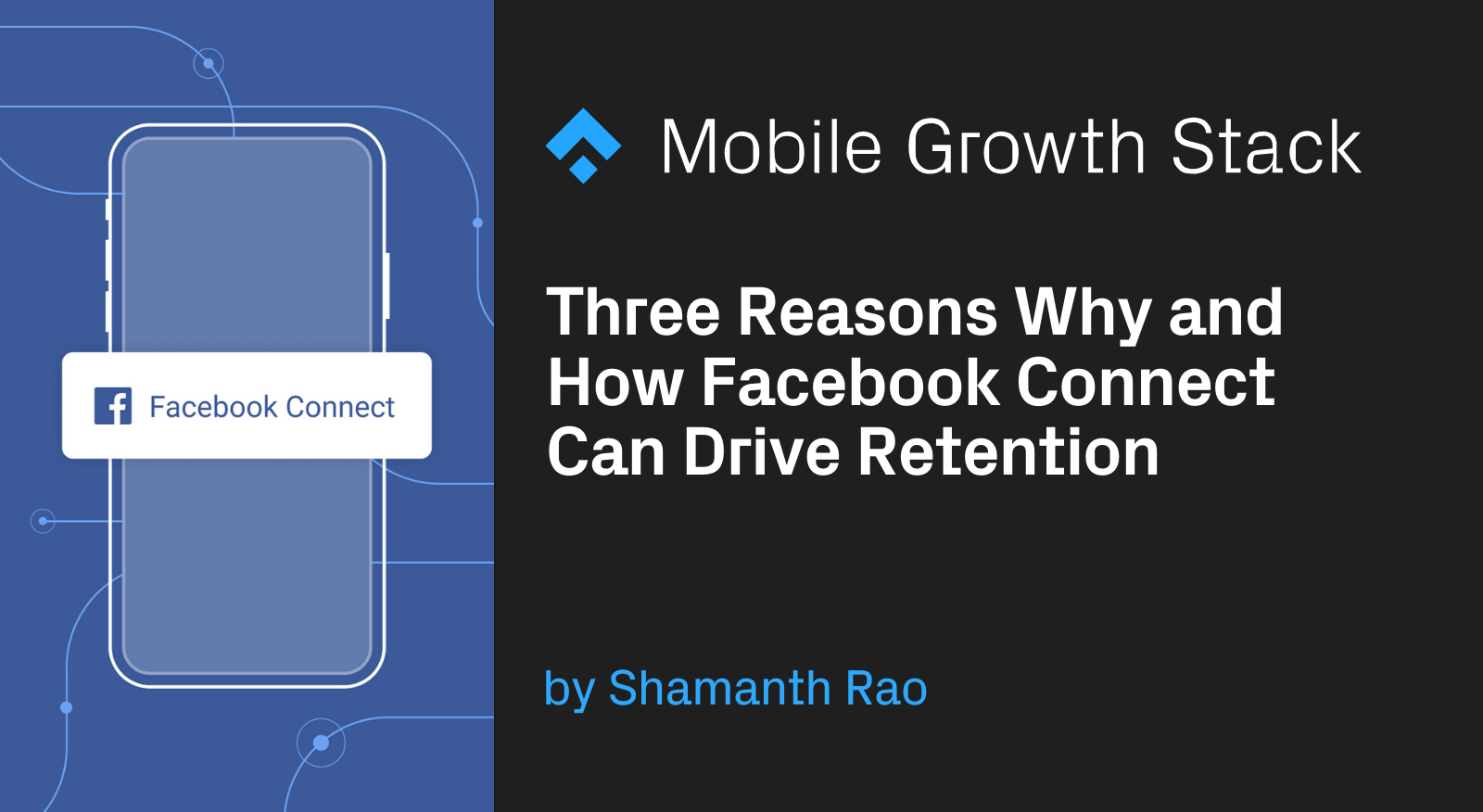 three reasons why and how facebook connect can drive retention