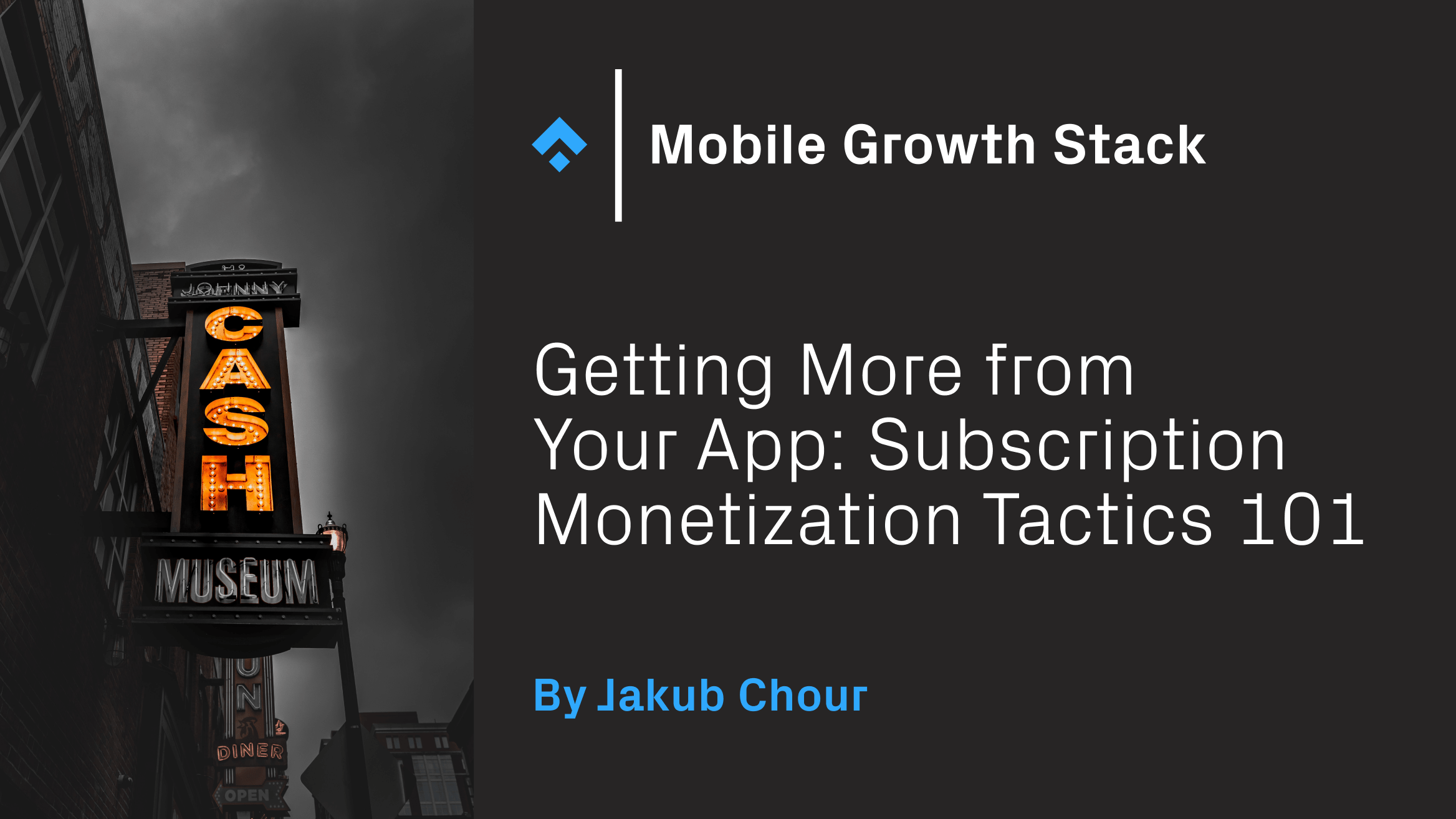 Getting More from Your App: Subscription Monetization Tactics 101