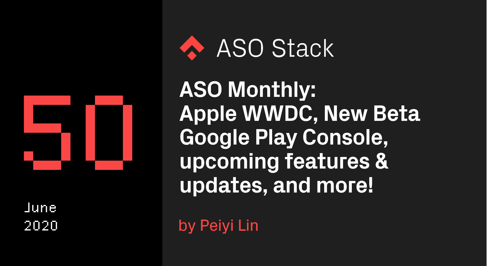 ASO Monthly 50