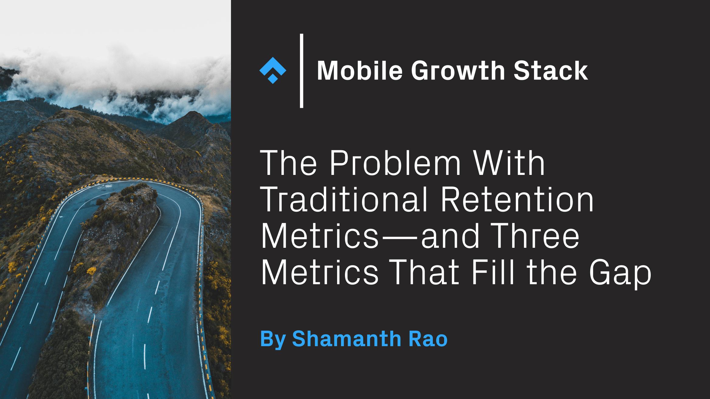 three metrics retention