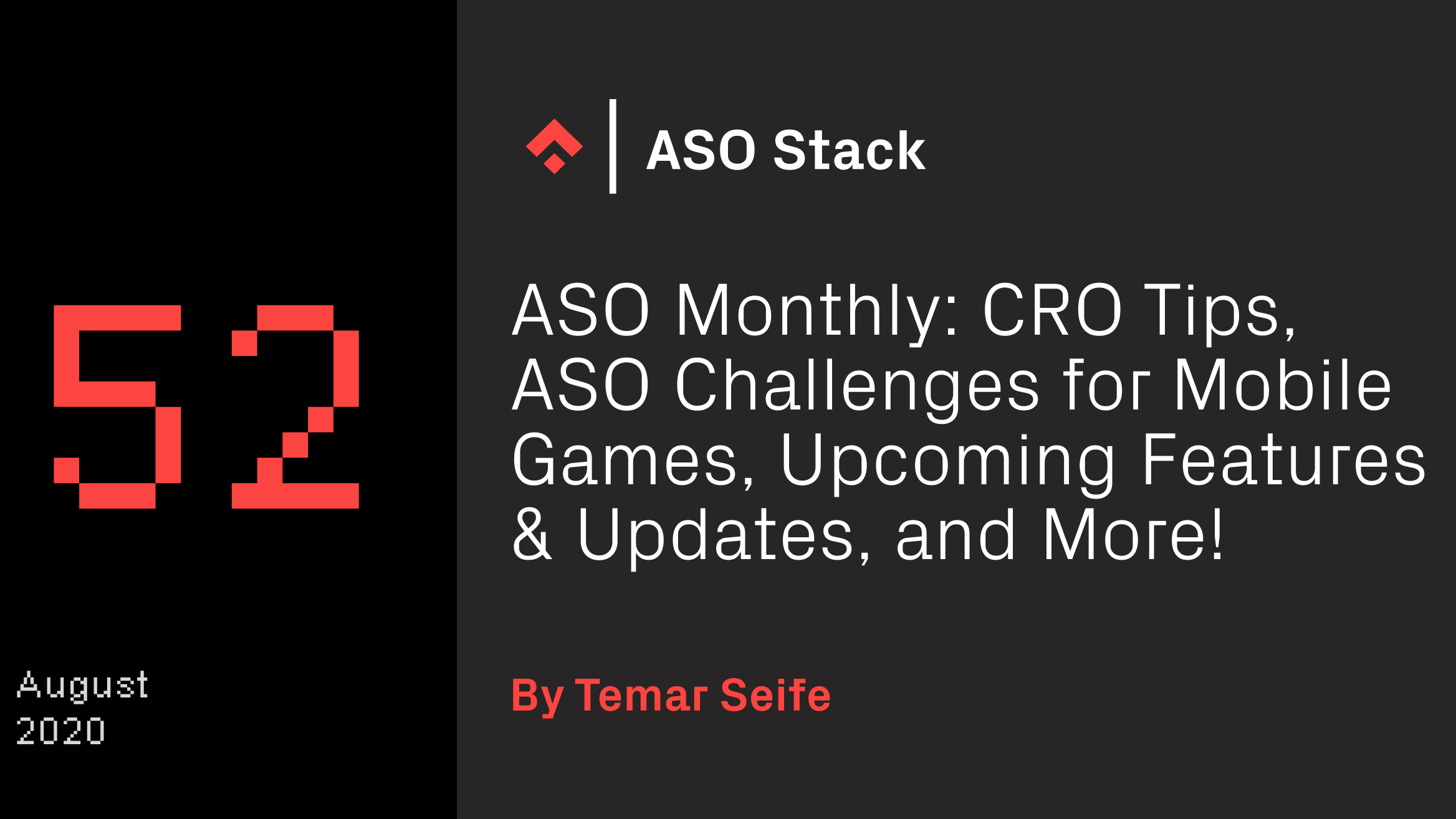 aso monthly 51 august 2020