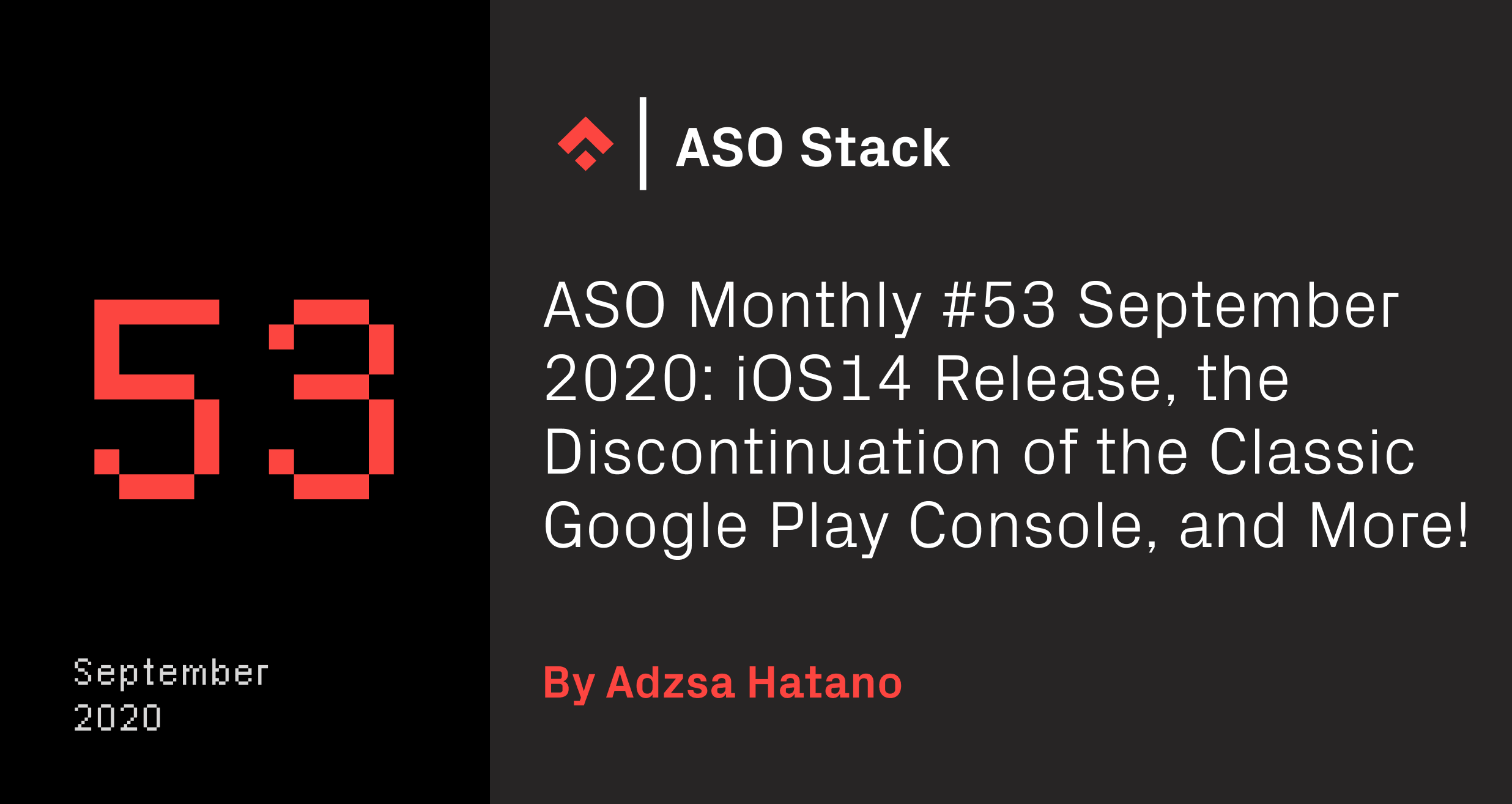 ASO Monthly 53