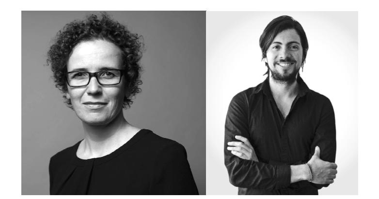 Regina Leuwer (Editor) and Javier Prieto (Designer)