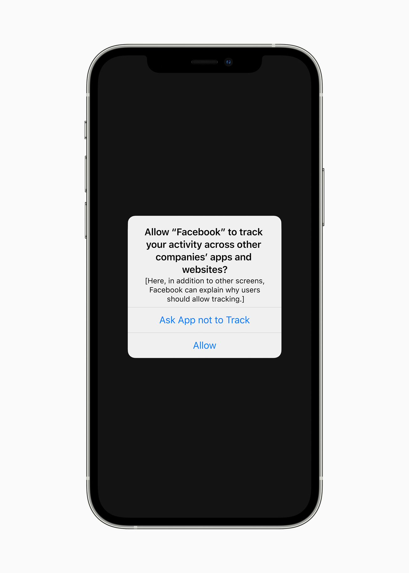 facebook to track activity