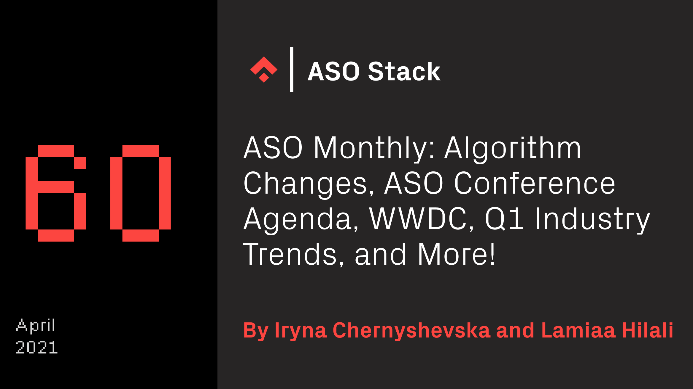 ASO Monthly 60