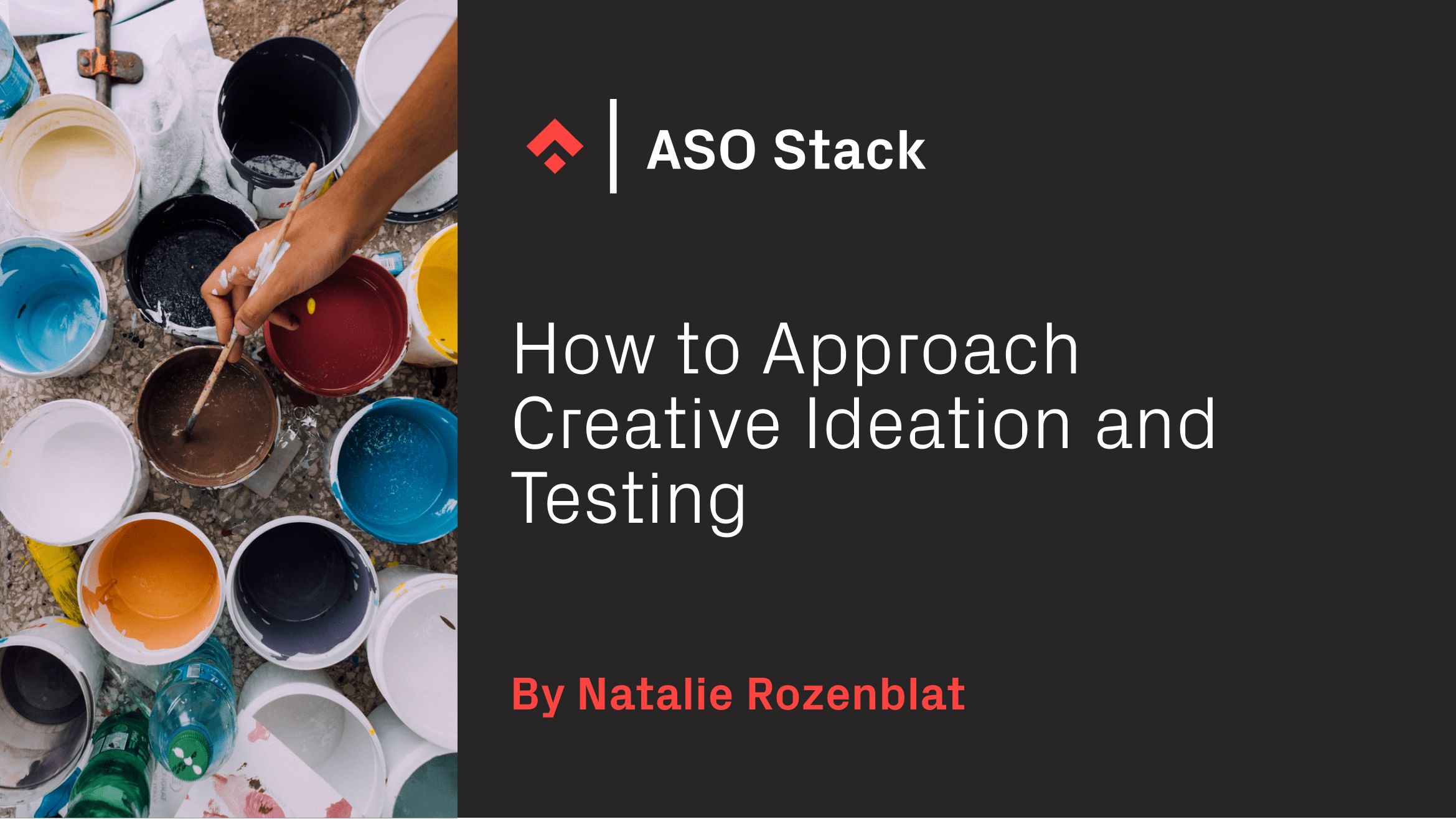 How to Approach Creative Ideation and Testing