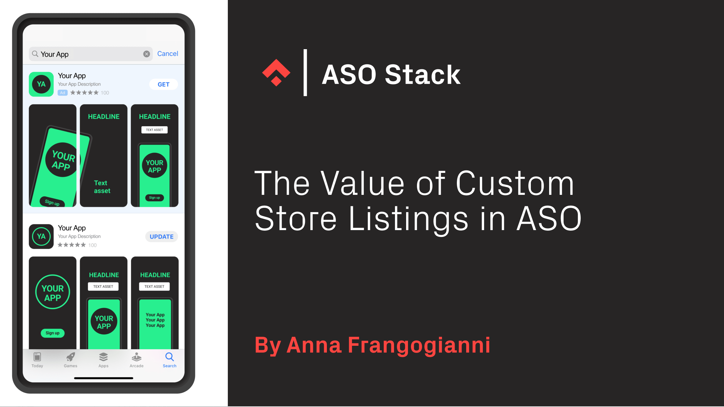 The Value of Custom Store Listings in ASO-min