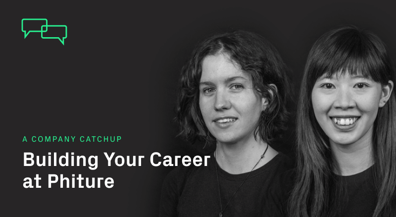building your career at phiture