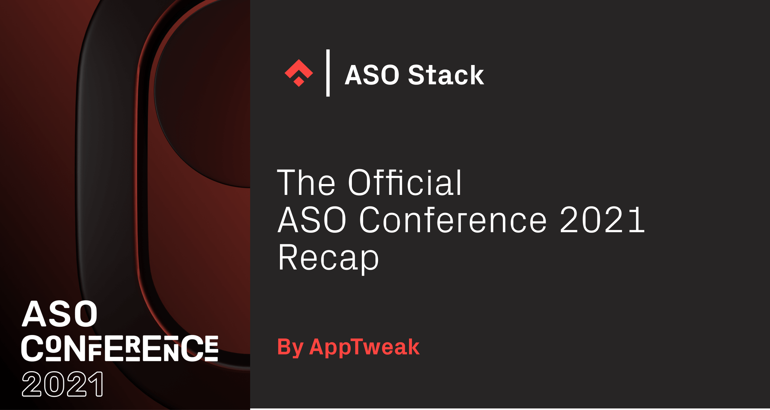The official aso conference 2021 recap