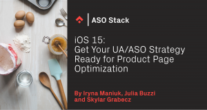 Our first iOS 15 article of our series is now live
